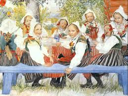 world of carl larsson paintings from a bygone age part 2