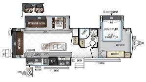 Rockwood Roo Floor Plans Rockwood Signature Ultra Lite 8328bs Travel Trailer Floor Plan