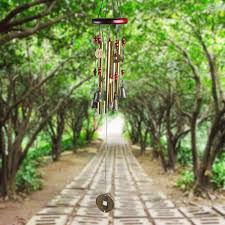 aliexpress buy vintage wind chimes wood metal garden