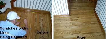 how to fix gouges in wood floor meze