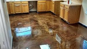 Epoxy Kitchen Floor by Epoxy Blog Stone Bond Construction Inc