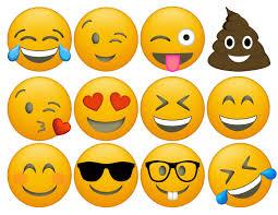 emoji cupcake toppers free printable paper trail design