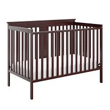 Stork Craft 4 In 1 Convertible Crib Storkcraft Mission Ridge 4 In 1 Convertible Crib Espresso Jcpenney