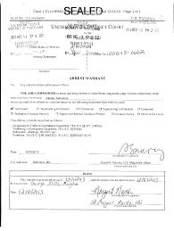 Arrest Warrant Vs Bench Warrant Nikolay