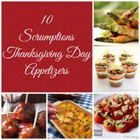 thanksgiving day appetizers easy page 2 divascuisine