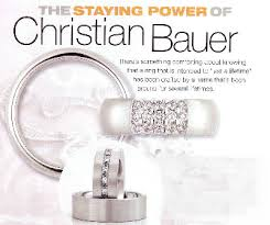 christian bauer wedding rings the history of christian bauer jewelry