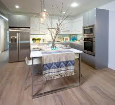 kitchen ideas with oak cabinets and stainless steel appliances 35 two tone kitchen cabinets to reinspire your favorite spot