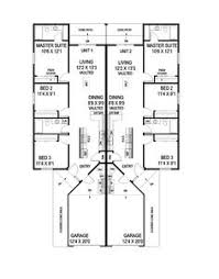 two family house plans home office