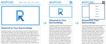 responsive header design exles create an absolute basic mobile css responsive navigation menu