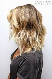 best 25 wavy shoulder length hair ideas on pinterest short