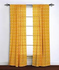 Yellow Window Curtains 101 Best Curtains Green And Yellow Images On Pinterest Window