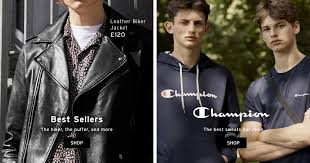 topman mens fashion mens clothing topman