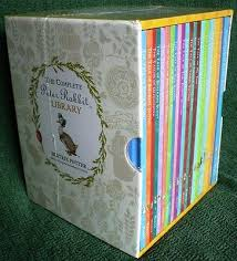 rabbit library the complete rabbit library box set 23 hc books beatrix