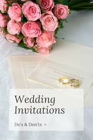 wedding invitation do u0027s u0026 don u0027ts temple square