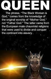 quote with knowledge comes power the phrase u201cthe black woman is god u201d comes from the know ledge of
