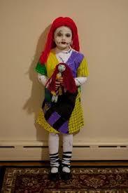 Kids Sally Halloween Costume Halloween Costumes Kids Girls Party Gallery