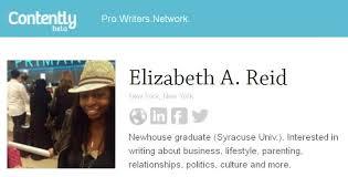 Online Portfolio Resume by Portfolio Resume Elizabeth A Reid