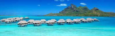 honeymoons at four seasons resort bora bora luxury holidays