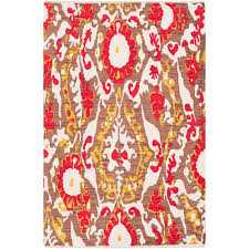 Poppy Area Rug Artistic Weavers Elaine Hudson Poppy 2 Ft X 3 Ft Indoor Area