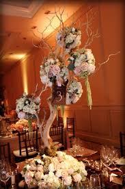 Tree Branch Centerpiece Voluspa Co Founders U0027 Oceanfront Wedding At Montage Laguna Beach