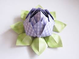 Origami Home Decor by Origami Lotus Flower Tutorial Cozy Conspiracy