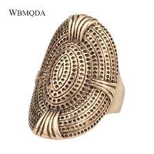 big fashion rings images Vintage luxury hip hop big antique gold rings for women fashion jpg