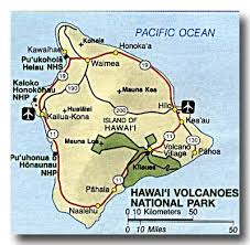 map of hawaii big island hawaii big island maps location on the big island