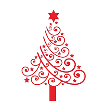 small pink christmas tree small christmas tree stickers for christmas