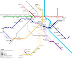 Metrorail Map Map Of Delhi Metro Usa Map Guide 2016
