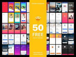 free fetching sketch app ui kits u2013 choose u0026 use monsterpost