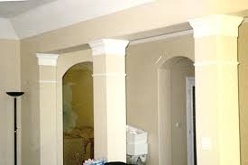 interior columns for homes decorative indoor columns com