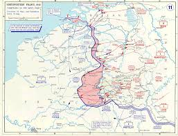 Battle Of Kursk Map Classic Historical Battle Templates With Examples Indian