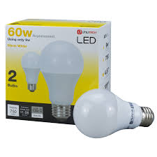 Cree Dimmable Led Light Bulbs by Lighting 99 Cent Led Bulb Sale At Lowes Home Improvement