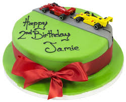 cars birthday cake baby birthday cake car