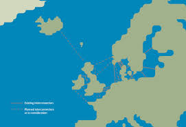 Iceland On Map Submarine Cable To Europe The National Power Company Of Iceland