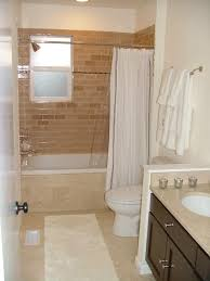 small bathrooms are less expensive to remodel compared with a