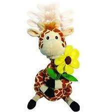 Singing Stuffed Animals Cuddle Barn Gerry The Giraffe Animated Singing