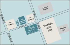San Angelo Tx Map Parking Map Fbc San Angelo