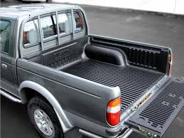 Ford Ranger Truck Bed - ford ranger 3 4 double cab pickup bed liner under rail 4x4