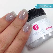 revel nails acrylic dip powder system with instruction video