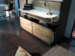 lit avec bureau coulissant fabriquer un bureau avec un plan de travail 1 lit escamotable et