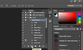 how to create unique wood texture in photoshop cc 2014 plus free