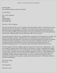 Resume Cover Letter Example General by Sample Resume Cover Letter 08 With How To Write Cover Letter
