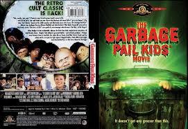 garbage pail kids halloween costume mystery funhouse theater 31 days halloween movie marathon