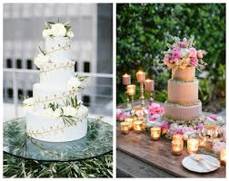 Cake Table Decorations by Spruce Up Your Cake Table Our Favorite Ideas For Wedding Cake