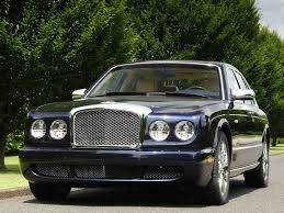 chrome bentley 2005 bentley arnage blue train series bentley supercars net