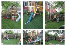 diy play structure ideas u0026 fun