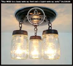 Canning Jar Lights Chandelier Mason Jar Light Chandelier U2013 Eimat Co