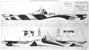 Bathtub Battleship File Pattern Sheet Ms 33 10a For Essex Class Jpg Wikipedia