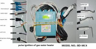 Furnace Ignition Parts Pulse Ignition Of Gas Water Heater Pulse Ignition Of Gas Water